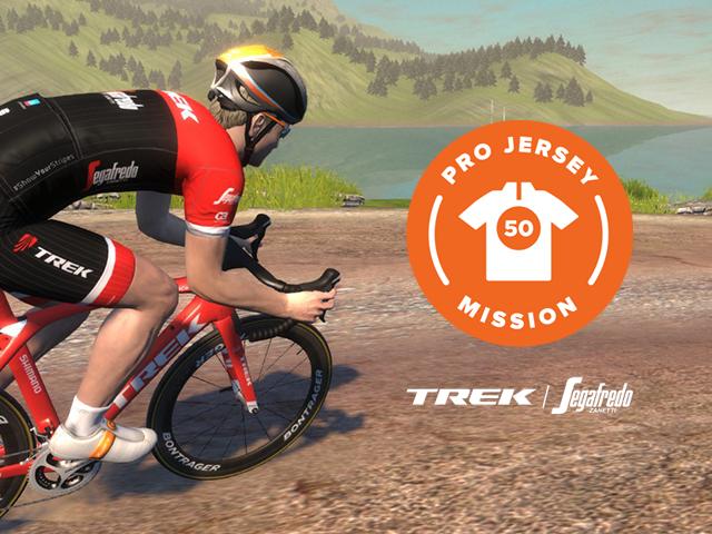 Zwift | Trek-Segafredo Pro Jersey Mission