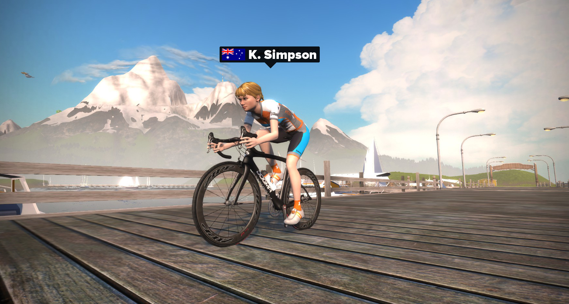 Parents of Young Kids: How Do You Spend an Hour on Zwift? | Zwift