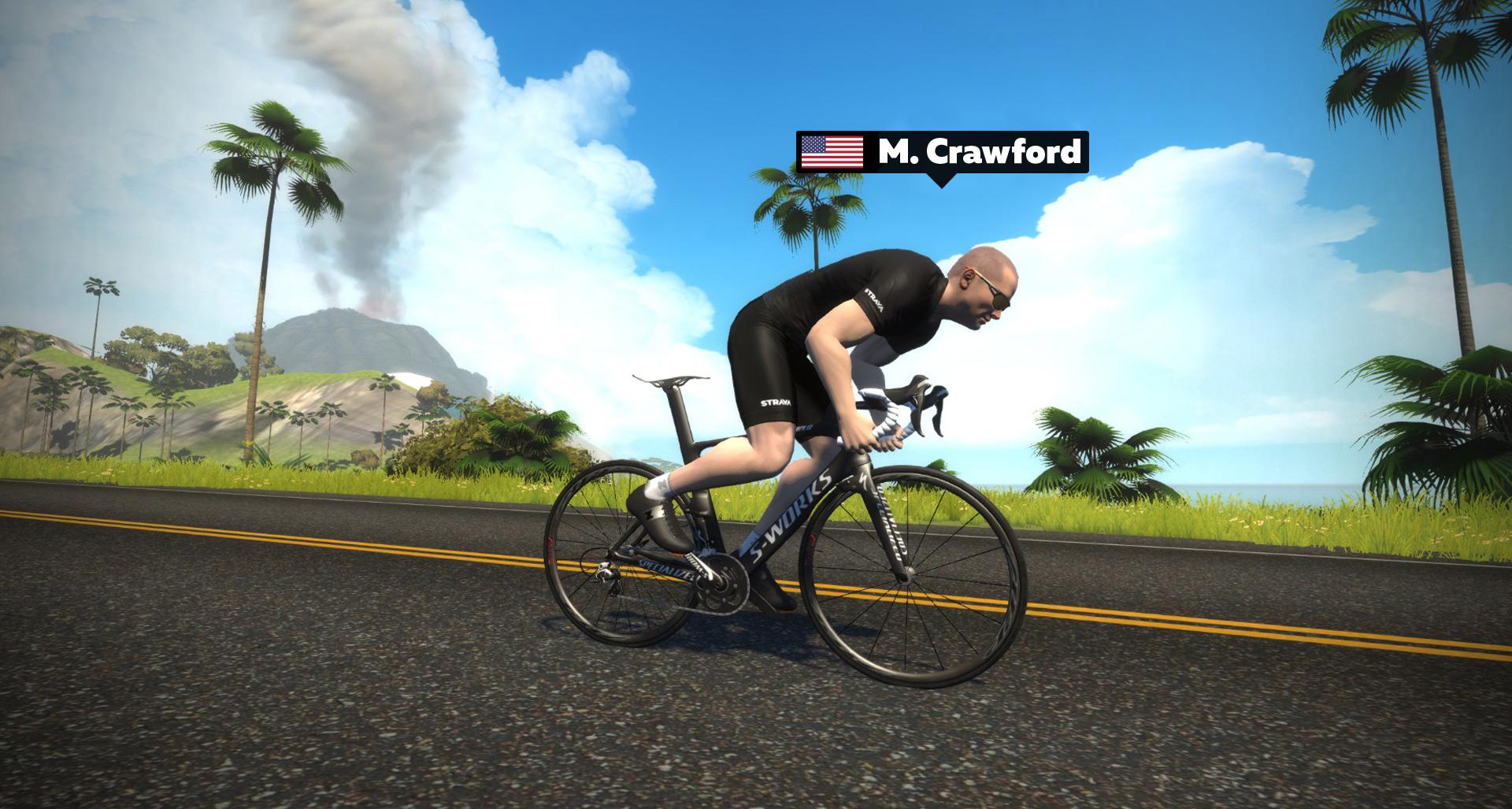 M. Crawford