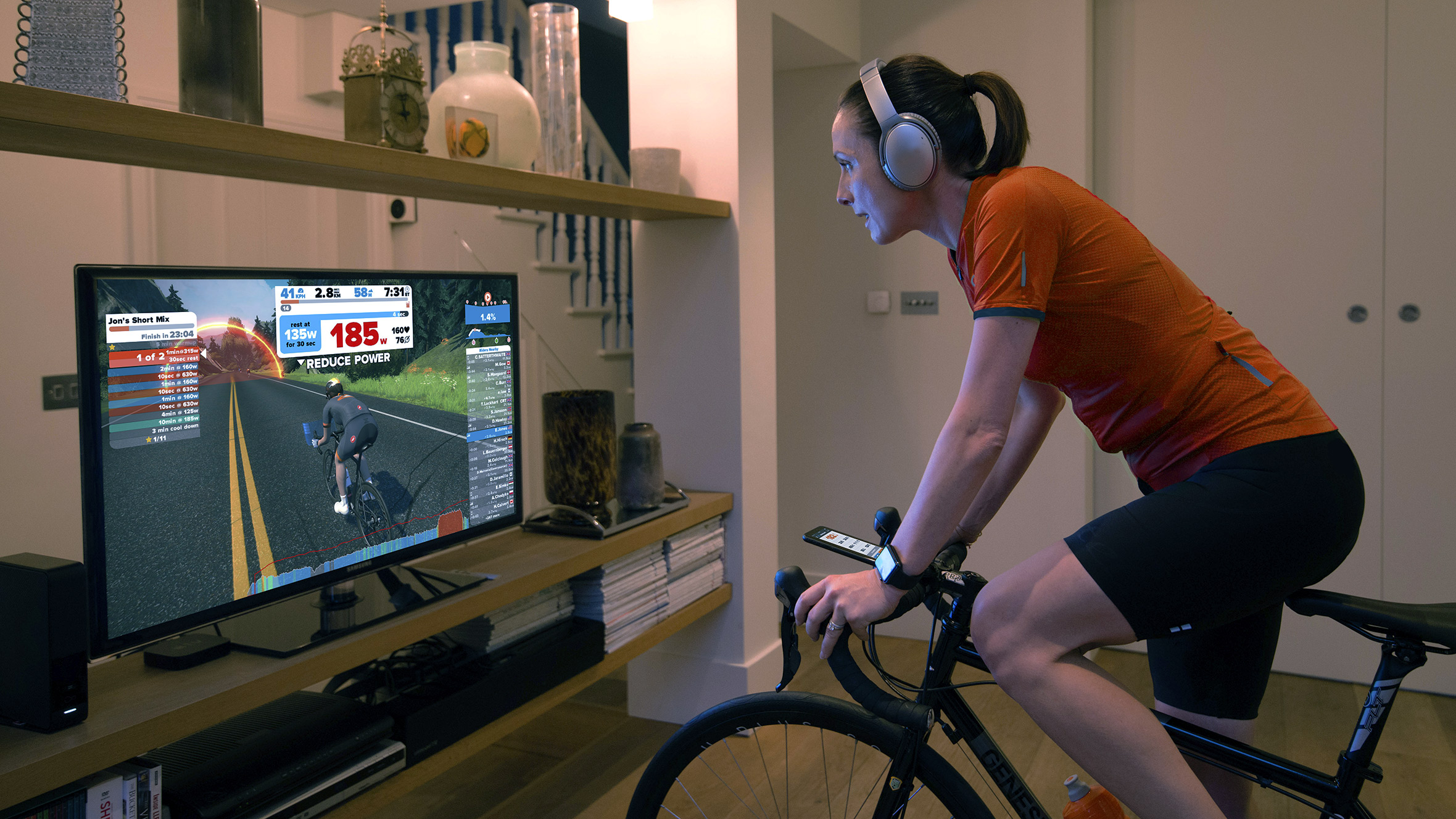 Zwift How-to: Finding the Best Setup for You | Zwift