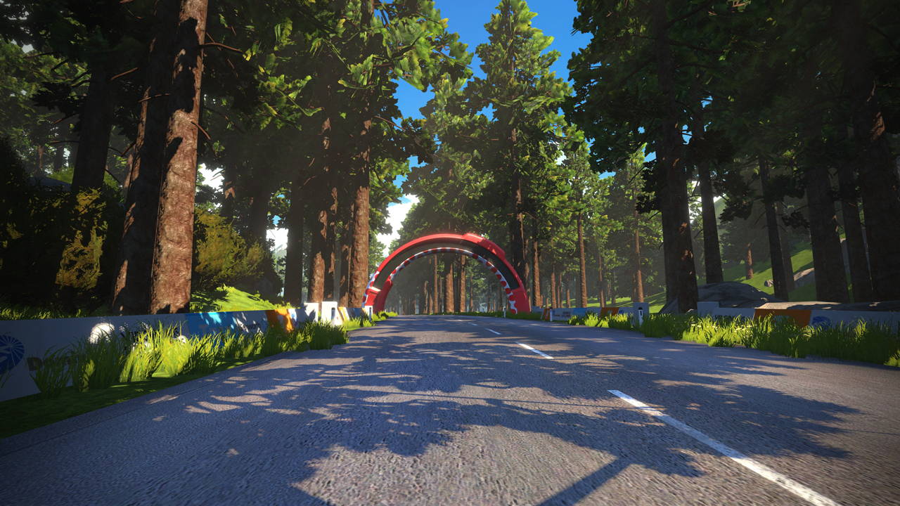Innsbruck-Tirol UCI Road World Championships Course in Zwift