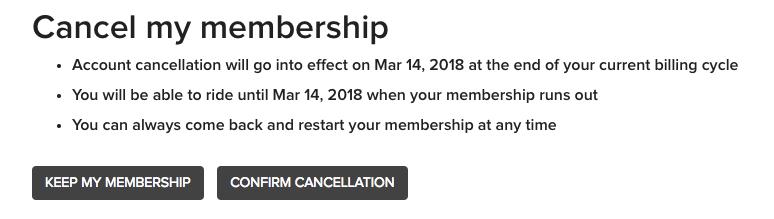 How do I cancel / suspend my Zwift account?