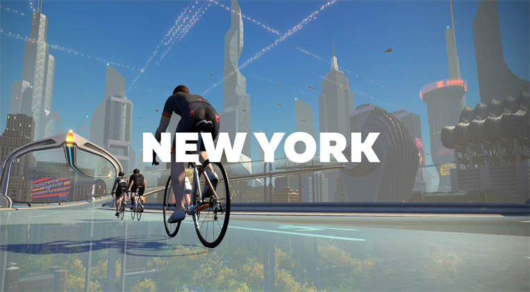 Zwift Worlds and Cycling Routes