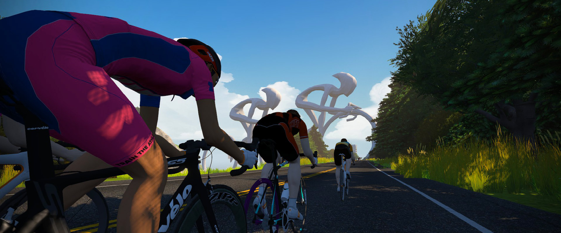 Race Recon: Watopia Hilly Route | Zwift
