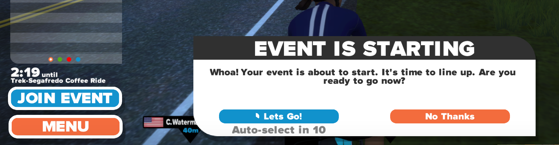 Zwift How-To: Join an Event and Read the Calendar | Zwift