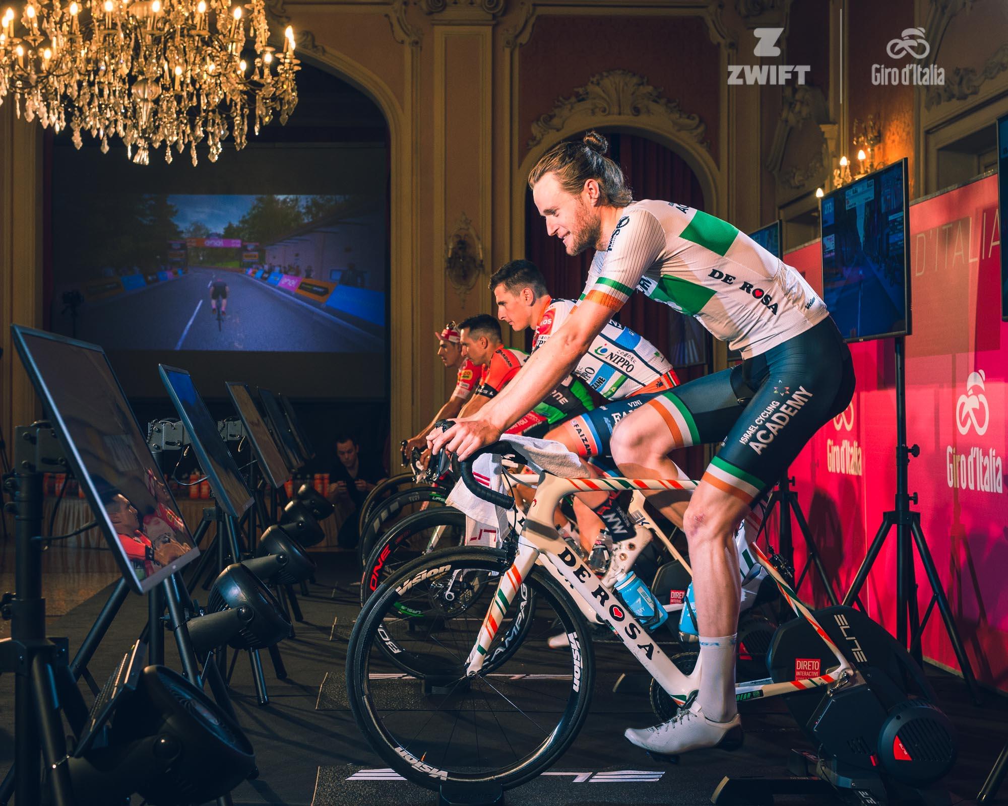 Giro d'Italia   Zwift