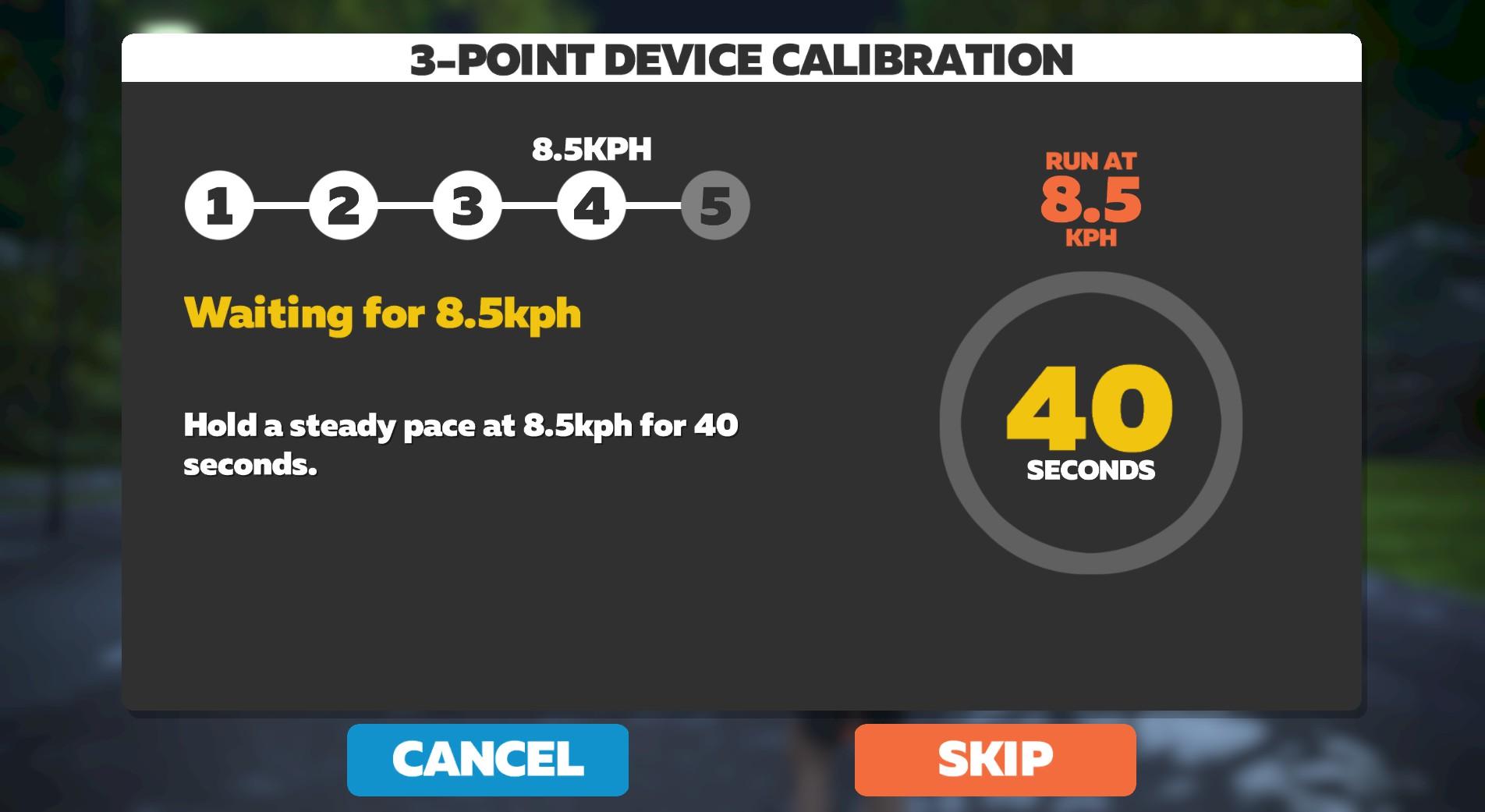 Zwift How-to: Calibrate Your Zwift RunPod | Zwift
