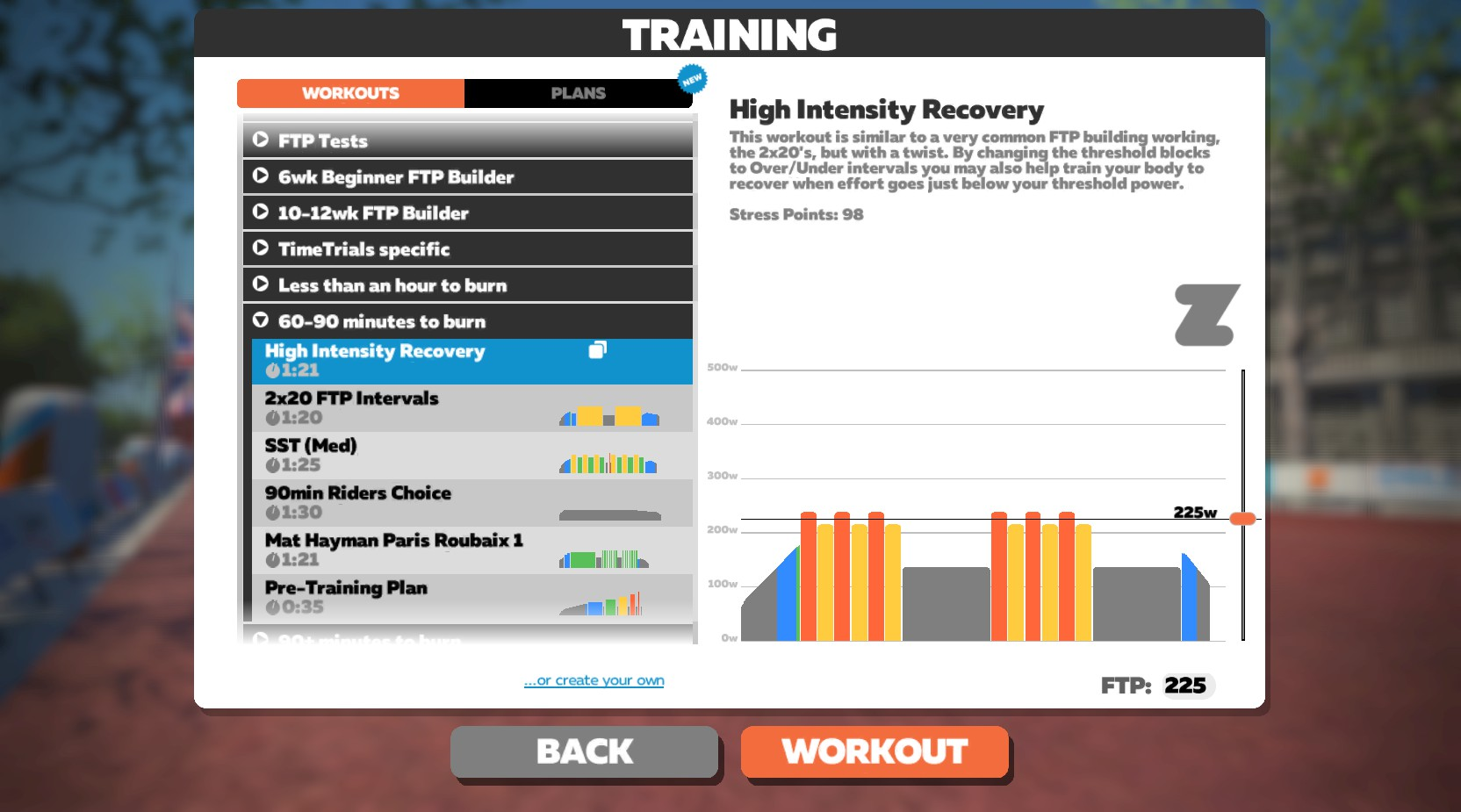 Zwift How To Your First Structured Workout Zwift